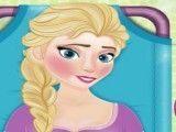 Elsa grávida consulta