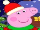 Peppa pig árvore de natal