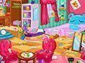 Limpar e organizar o quarto
