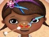 Doutora Brinquedos médico do nariz