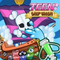 Limpar navio pirata