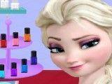 Elsa manicure