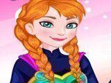Anna Frozen fazer anel
