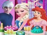 Festa da Elsa de aniversário