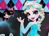 Elsa roupas da Monster High