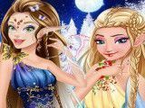 Fadas princesas fashion