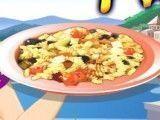 Receita de salada de massa