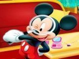 Mickey e Minnie encontrar objetos