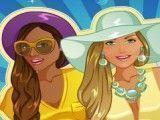 Meninas cruzeiro moda