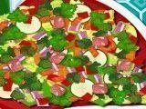 Receita de salada de vegetais cru