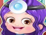 Vestir Elsa bebê Hazel