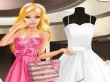 Roupas de noiva da Barbie