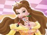 Princesa Bela no dentista