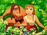 Quebra cabeça do Tarzan e Jade