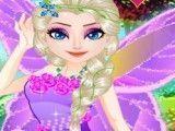 Princesa Elsa fada