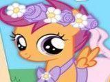 My little Pony cartão das mães