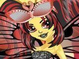 Luna Monster High moda