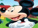 Pintar Mickey e Minnie desenho