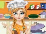 Fazer frango com Anna