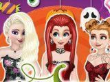 Halloween fantasiar princesas
