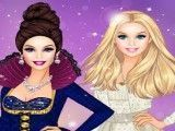 Roupas da Barbie divã