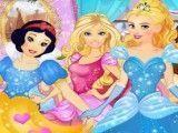 Aniversário das princesas da Disney