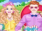 Roupas da Barbie e Ken