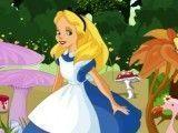 Limpar jardim com Alice