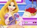 Torta de maça da Rapunzel
