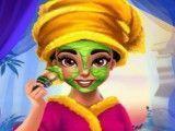 Jasmine limpeza de pele