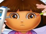 Médico dos olhos da Dora