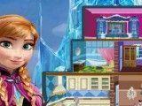 Decorar castelo Frozen