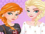 Festa da Anna e Elsa