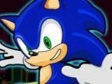 Sonic manobras de Skate