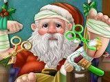 Papai Noel no hospital