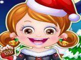 Bebê Hazel moda natal