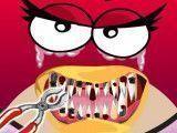 Angry Birds cuidar dos dentes