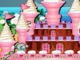 Decorar bolo castelo