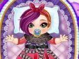 Ever After High bebê cuidados