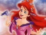 Sereia Ariel jogo dos erros