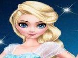 Elsa decorar sapato