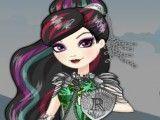 Raven Queen roupas