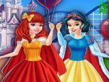 Meninas na Disney