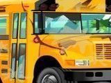 ônibus escolar fazer limpeza
