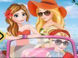 Roupas das princesas viajar