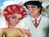 Casamento das amigas Elsa e Ariel