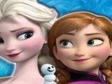 Elsa e Anna achar bonequinhos