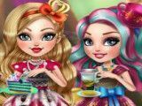 Chá da tarde Ever After High