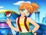 Roupas e maquiagem Pokemon