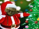 Yoda Jedi natal